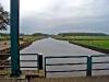 brug over het water